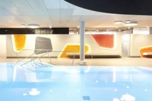 Термальный комплекс «Emser Therme» в Бад-Эмсе/Германия