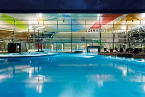 Lake Constance Thermal Spa in Constance/GER