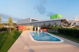 F.3 Aquatic Centre in Fellbach/GER