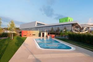 F.3 Бассейный комплекс для семейного отдыха и досуга в Фелльбахе/Германия