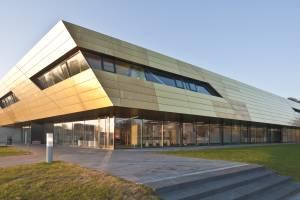 Бассейный комплекс для проведения досуга «Syrdall Schwemm» в Нидеранвене/Люксембург