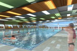 Expert's report indoor sports pool in Neckarsulm/GER