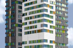 Expert's report high-rise building Villange in Moscow/RUS