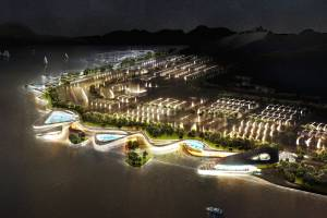 Expert's report Waterfront in Nha Trang/VN