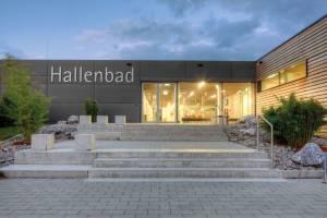 Hallenbad in Mengen/DE