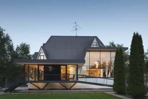 House N in Moscow/RUS