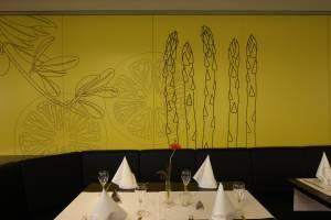 Hirschgulden Restaurant in Balingen/GER