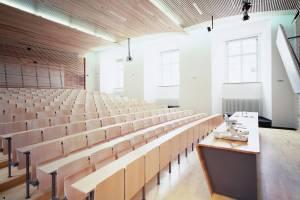 Лекционный зал Röchling в Мангейме/Германия