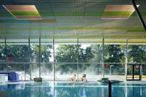 Spreewald Thermal Baths in Burg/GER