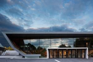 Городской концертный зал в г. Балинген/Германия