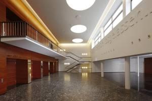Stadthalle in Marbach am Neckar/DE