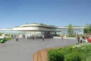 Wettbewerb Centre Aquatique Grenouillère in Antony/F