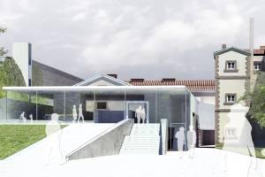 Конкурс на проект оздоровительного спа-центра в городе Амели-ле-Бен/Франция