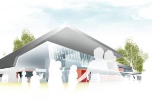 Wettbewerb Freizeitbad in Offenburg/DE