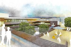 Wettbewerb Gemeinschaftsschulel in Neunkirchen/GER