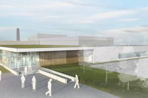 Конкурс проектов закрытого бассейна в Гермеринге/Германия