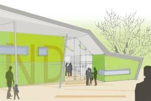 Wettbewerb Haus der Jugend Kirchdorf/DE