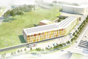 Wettbewerb Internationale Schule in Luxemburg/LUX