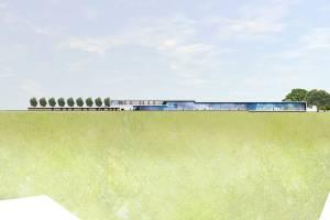 Конкурс Тендер на строительство плавательного центра «Nordbad», Дармштадт