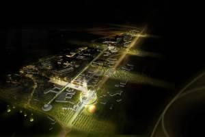 Wettbewerb Route de Meyrin - CERN in Meyrin/CH