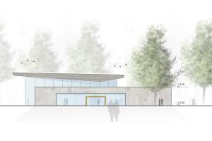 Тендер: спортивный зал в средней школе с профессиональным уклоном в Хоймадене/Германия