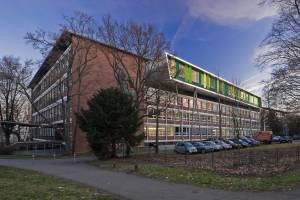 Школа им. Вильгельма Майбаха в Штутгарте/Германия