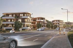 Studie für Wohnungsbau in Riedlingen/DE